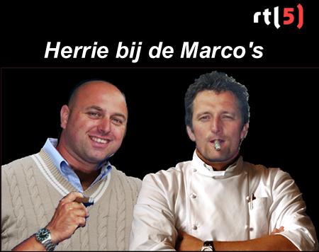 Herrie bij de Marco's